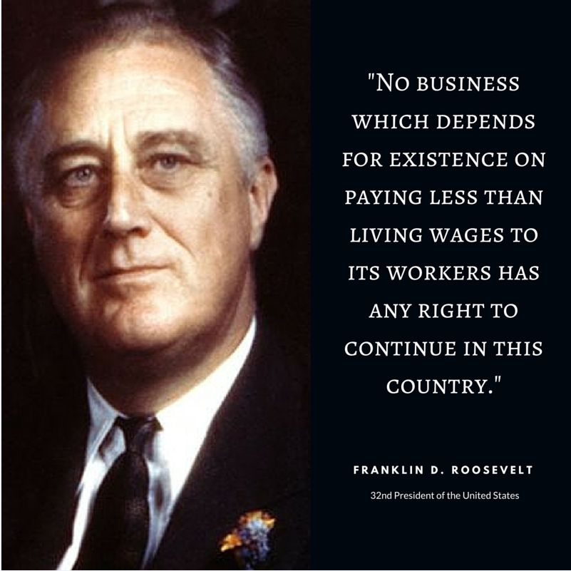 Franklin D. Roosevelt Statement on the National Industrial Recovery Act, 1933