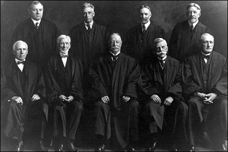 Supreme Court Justices, 1921-1930